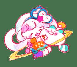 MAGICAL GIRL SHIBUPOPPI sticker #304975