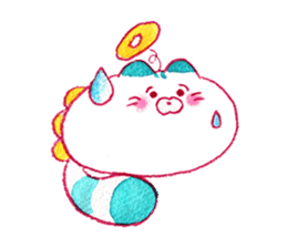 MAGICAL GIRL SHIBUPOPPI sticker #304979