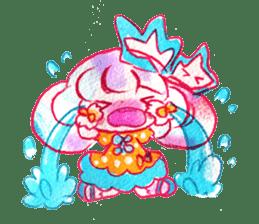 MAGICAL GIRL SHIBUPOPPI sticker #304980