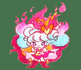 MAGICAL GIRL SHIBUPOPPI sticker #304983