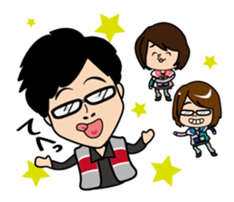 Suzukiku friends sticker #305452