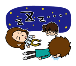 Suzukiku friends sticker #305464