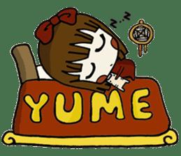 Yume sticker #305509