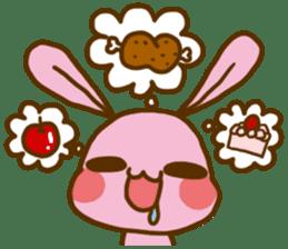 UsaHiyo and mofumofusan sticker #305790