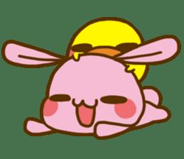 UsaHiyo and mofumofusan sticker #305812