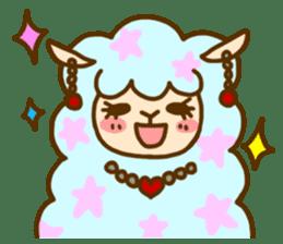 UsaHiyo and mofumofusan sticker #305824