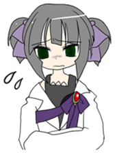 """""""Misshitsu Syndrome""""charactor's Stamps! sticker #306881"""