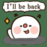 Lovely MANJU sticker #307104