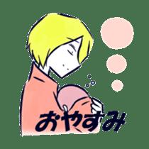 hitokoto stickers sticker #307579