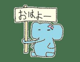 Enjoy animals life! sticker #307882