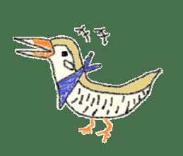Enjoy animals life! sticker #307899