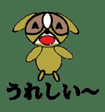 Animal drool (Shih Tzu) sticker #308071