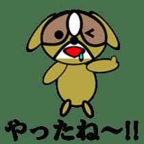 Animal drool (Shih Tzu) sticker #308085