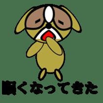 Animal drool (Shih Tzu) sticker #308087