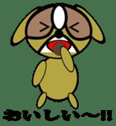 Animal drool (Shih Tzu) sticker #308091