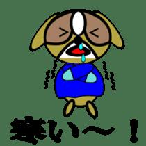 Animal drool (Shih Tzu) sticker #308094