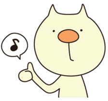 The Cat sticker #308185