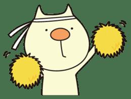 The Cat sticker #308203