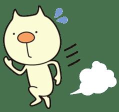 The Cat sticker #308206