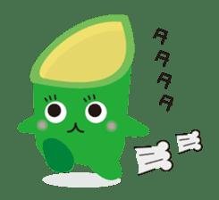 Wakatakke / Wakachan sticker #308545