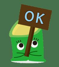Wakatakke / Wakachan sticker #308553