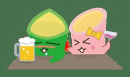 Wakatakke / Wakachan sticker #308578