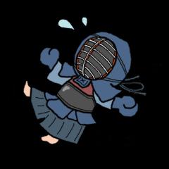 KENDO Samurai Boy