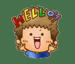 Pufu's happy life sticker #308905