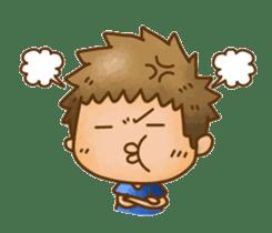 Pufu's happy life sticker #308908