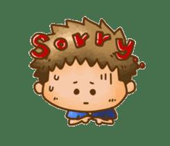Pufu's happy life sticker #308909