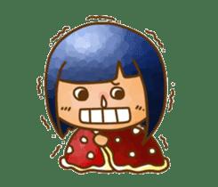 Pufu's happy life sticker #308938