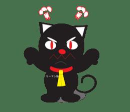 cat to wark sticker #309747
