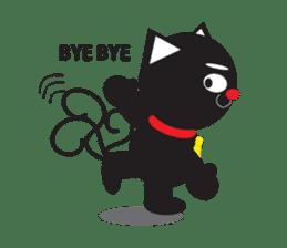 cat to wark sticker #309748