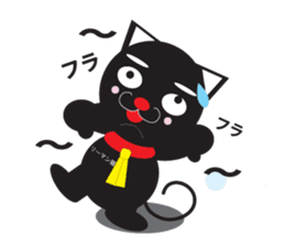cat to wark sticker #309761