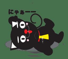 cat to wark sticker #309782
