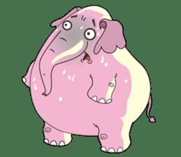 PINK DUMBO (LOOK CHANG THAI) sticker #309835