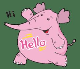 PINK DUMBO (LOOK CHANG THAI) sticker #309838
