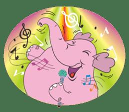PINK DUMBO (LOOK CHANG THAI) sticker #309853