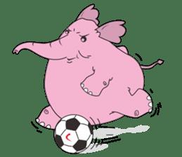 PINK DUMBO (LOOK CHANG THAI) sticker #309856