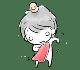 SmallUmbrella sticker #310114
