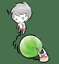 SmallUmbrella sticker #310123