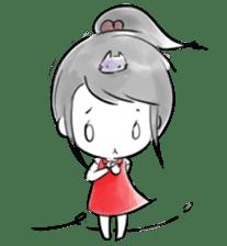 SmallUmbrella sticker #310144