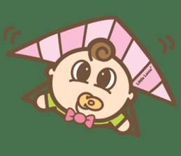 Little Lecca: Hello World! sticker #310864