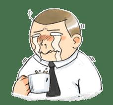 i love coffee sticker #310989
