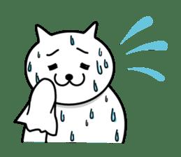 cat sticker #311668