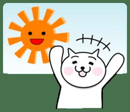 cat sticker #311670
