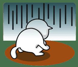 cat sticker #311676