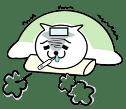 cat sticker #311677