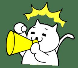 cat sticker #311679