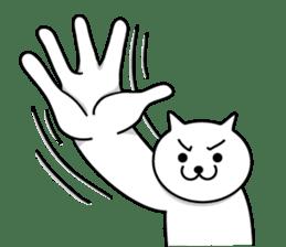 cat sticker #311682